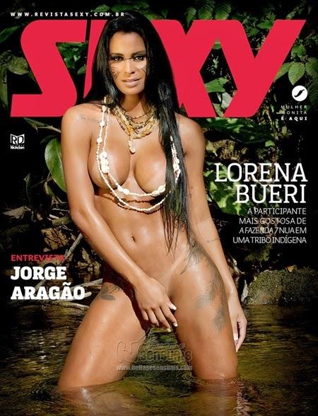 Lorena Bueri - Sexy 2015