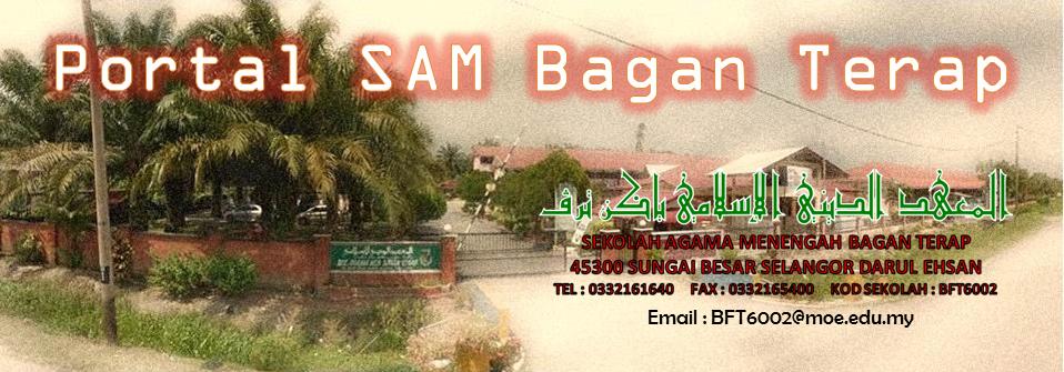 Portal SAM Bagan Terap
