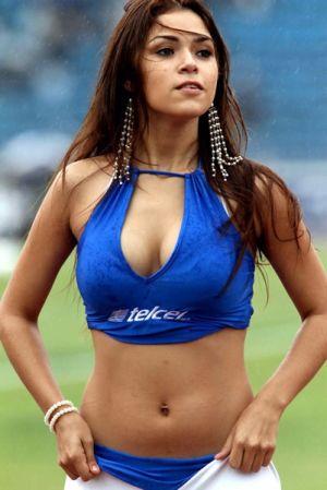 Imagenes De Edecanes De Futbol - Galerías Fotos Liga MX – Futbol Mexicano – Azteca