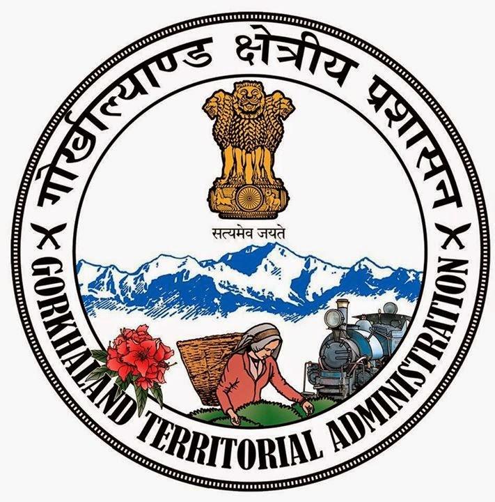 GTA Gorkhaland Territorial Administration logo Darjeeling