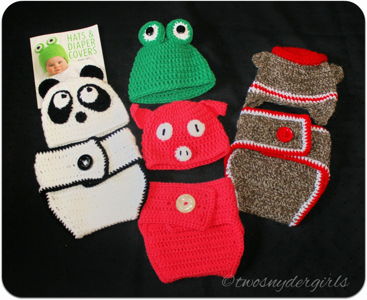 Panada Bear mouse pig sock mockey