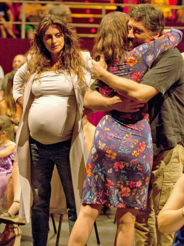 Penélope antes de dar a luz