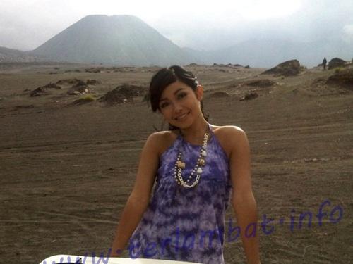 Foto Chef Marinka Terbaru 2012
