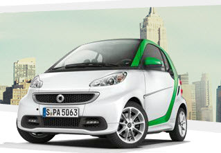 2013 Mercedes Smart ED - Electric Drive