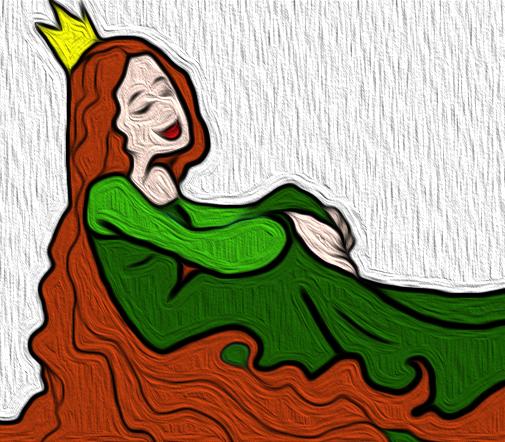 La princesa que lloró