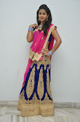 Pavani Gorgeous in half saree-thumbnail-10