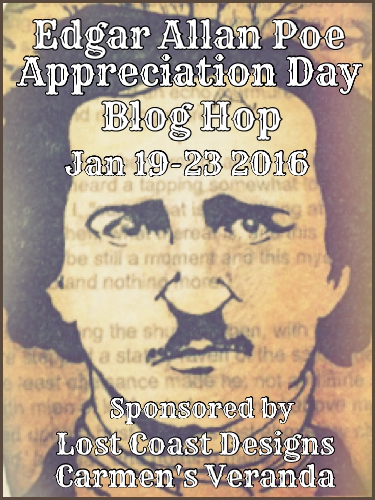 Poe Appreciation Day Blog Hop! All Weclome!