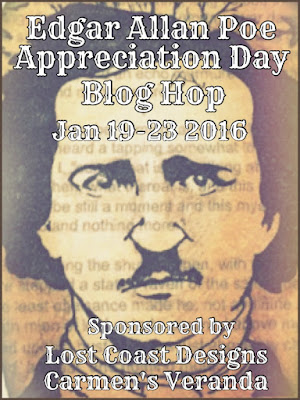 Poe Appreciation Day Blog Hop!