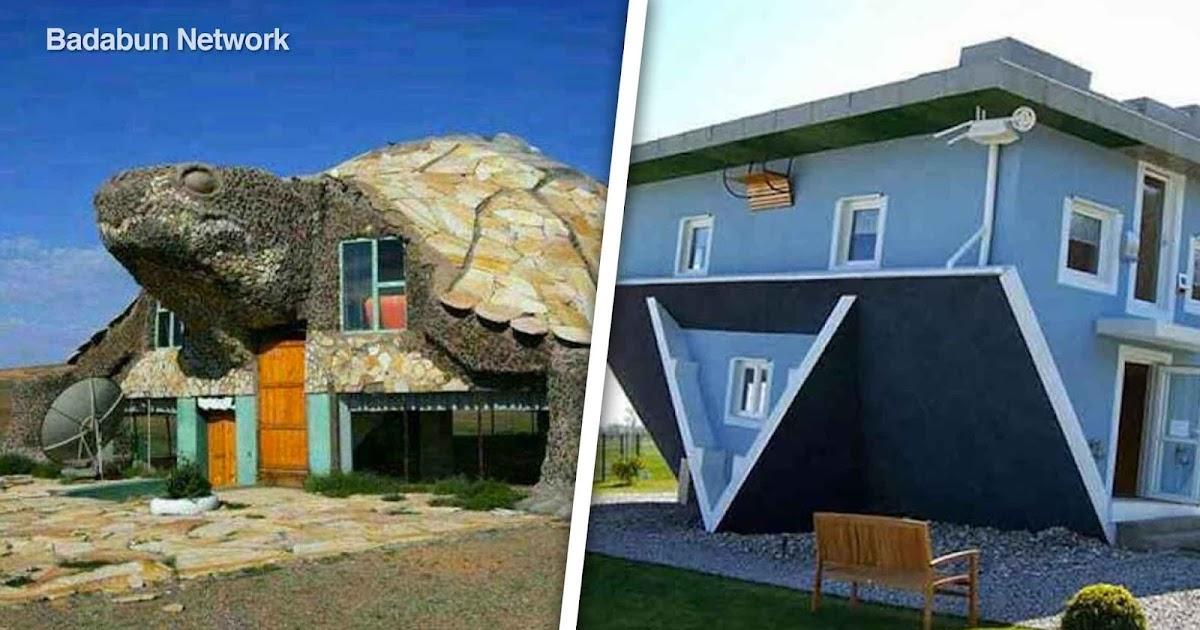 Las 12 casas mas raras originales y hermosas del mundo for Casas mas bonitas del mundo