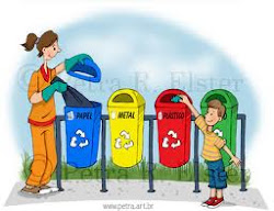 Você sabia?  Com a reciclagem de 1 tonelada de papel, 20 árvores não são derrubadas.