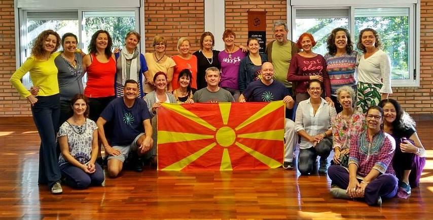 Taller de Danzas Macedónicas con Ljupco Manevski