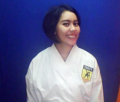 Polwan Jago Karate dan Boxing Ini, Bertugas Sebagai Provost