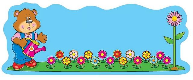 Maestra Educación Inicial: Dibujos coloridos para decorar