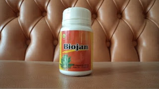 Herbal BioJan Obat Herbal Penyakit Jantung