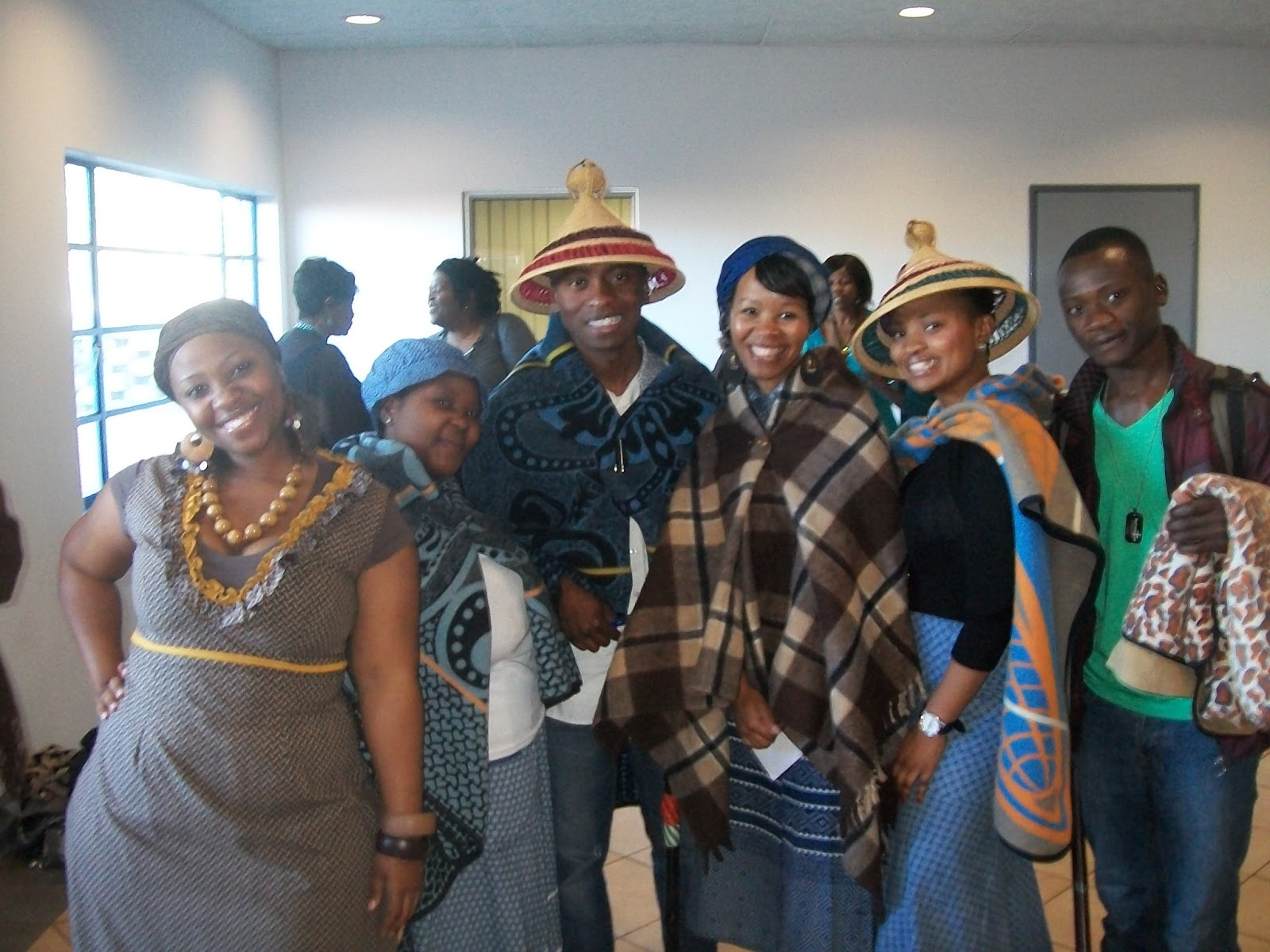 Fashion : CULTURALLY FASHIONABLE I AM PROUD OF MY SOTHO CULTURE
