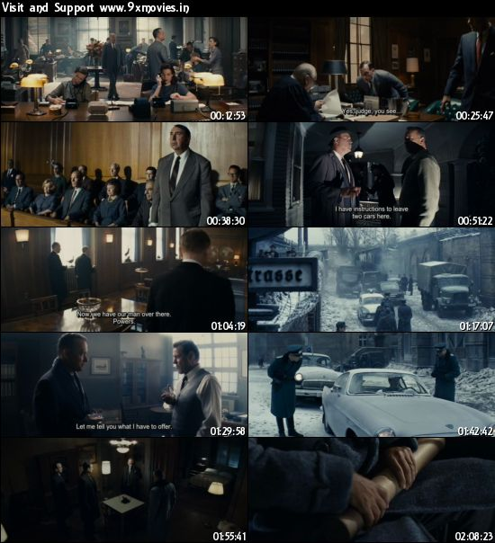Bridge of Spies 2015 English DVDRip 700mb ESubs