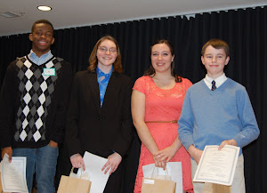NH Poetry Out Loud 2013 finalists