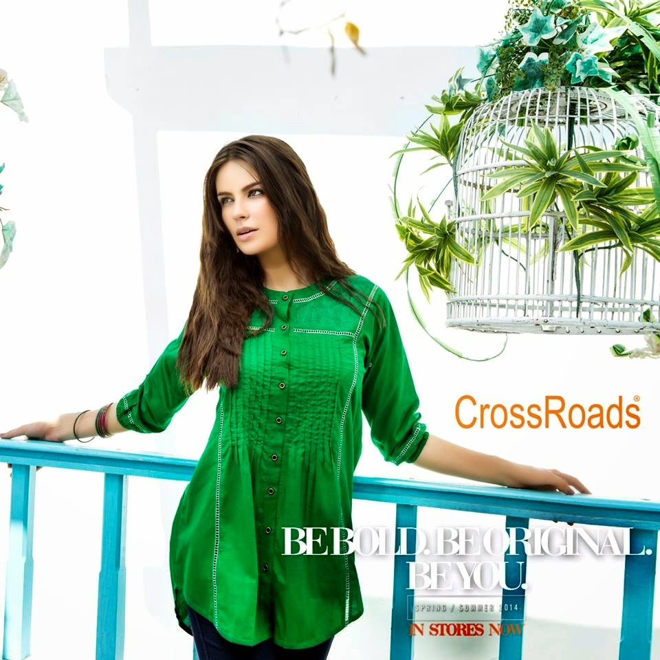 CrossRoadsRegularSpring SummerCollection2014 wwwfashionhuntworldblogspotcom 07 - CrossRoads Regular Summer Collection 2014