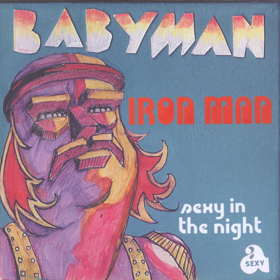Der Song des Tages : Babyman - Iron Man | Atomlabor Musik Tipp