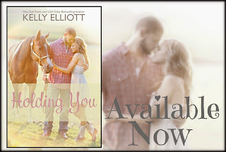 Holding You by Kelly Elliot Graphic