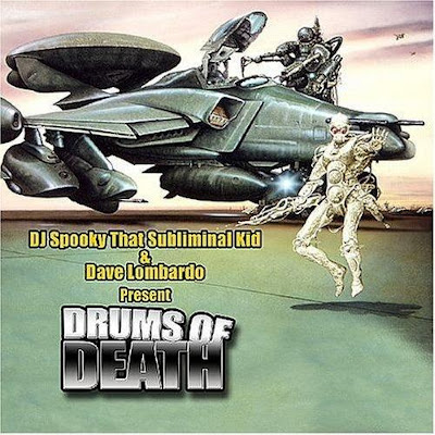 DJ Spooky That Subliminal Kid & Dave Lombardo – Drums Of Death (2005) (320 kbps)