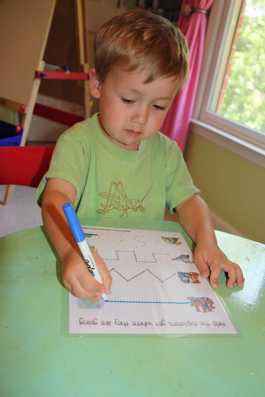 Preschool Corner: V is for Viking title=