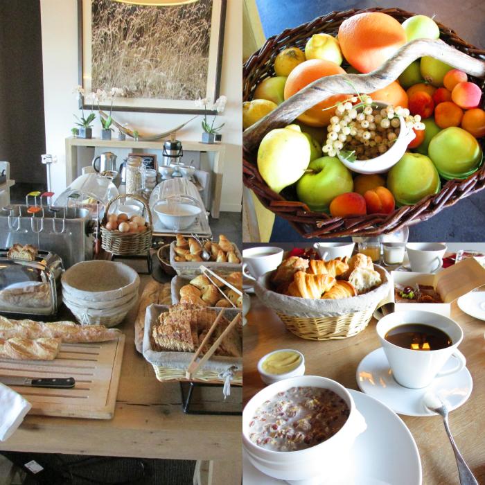 Yves Rocher Blogger Event - Frühstück im Restaurant Les Jardins Sauvages