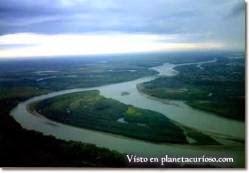 Río Mapa Obi