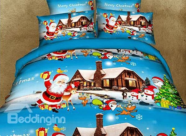 http://www.beddinginn.com/product/Christmas-Gift-Santa-And-The-Reindeer-Print-4-Piece-Cotton-Duvet-Cover-Sets-11153528.html