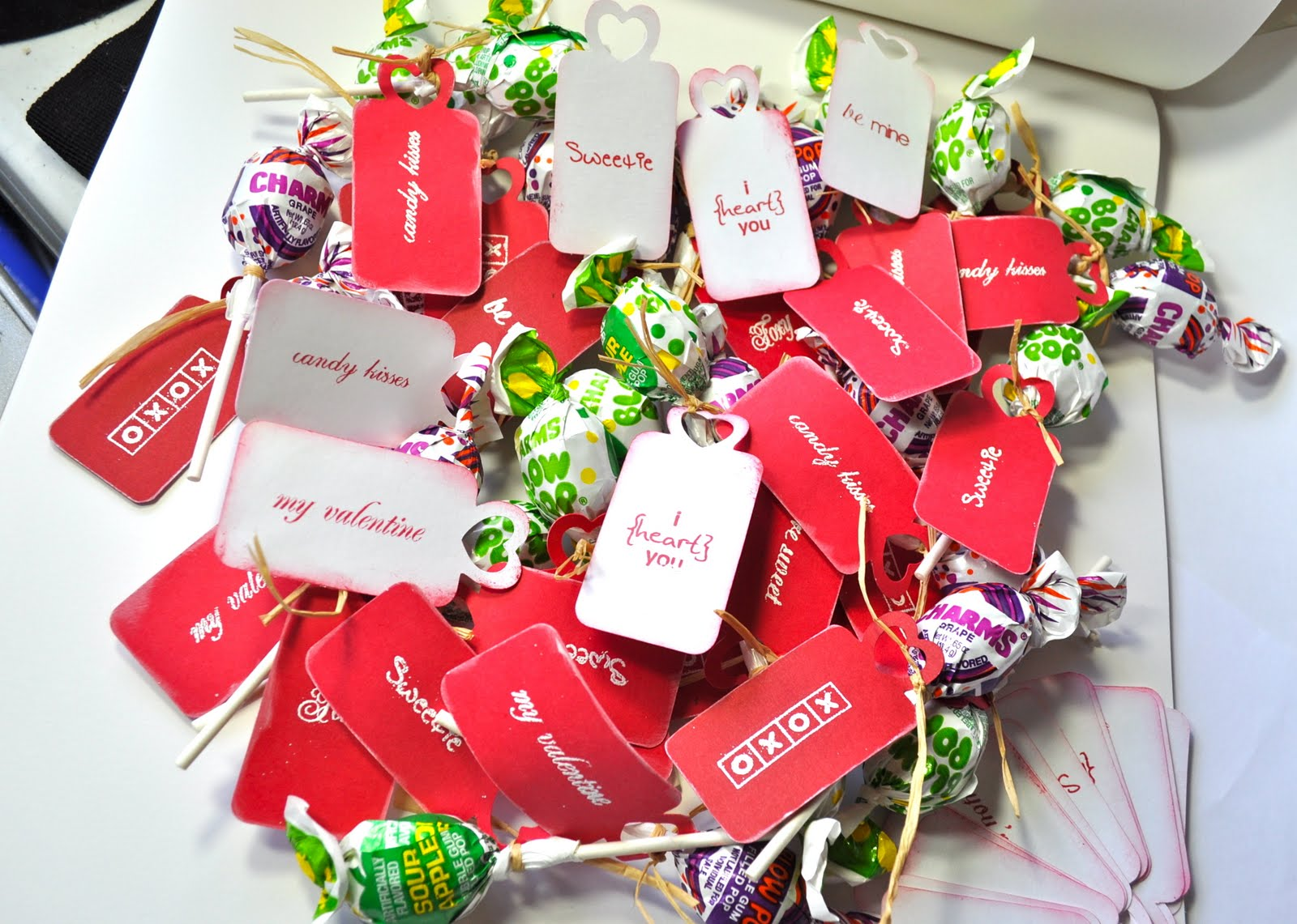 Valentine School Treats!