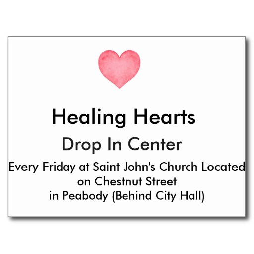 Healing Hearts Drop In Center & Friday Lunch Program