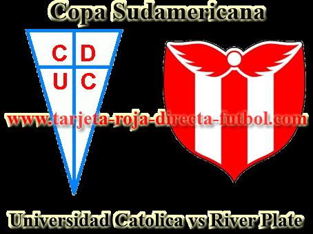 Sudamericana, rojadirecta, futbolonline, catolica
