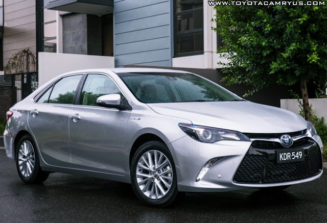 2016 Toyota Camry Atara SL Hybrid Price