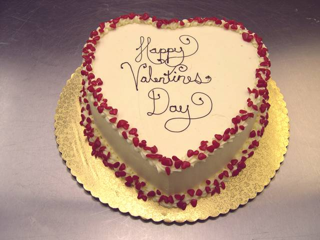 Cake Designs For Valentine S Day : Valentines Cakes - Romantic Ideas for Valentines Day