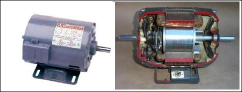 1 single phase motor for 1 4 hp ac motor