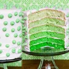 foto ombre cake 2