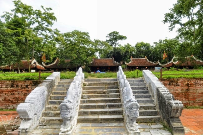 Lam Kinh - A well-known historic relic