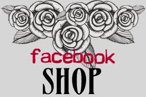 La pagina FB dedicata allo Shop