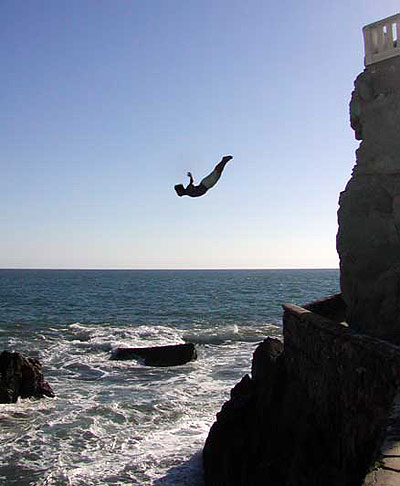 Cool images cliff diving - Highest cliff dive ...