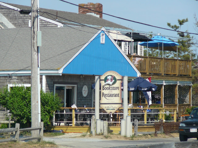 Bookstore & Restaurant, Wellfleet, Mass.