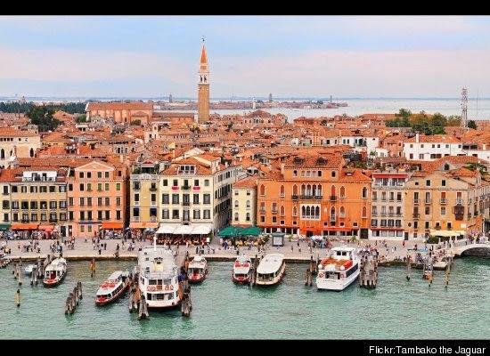 13 Island Cities Around The World