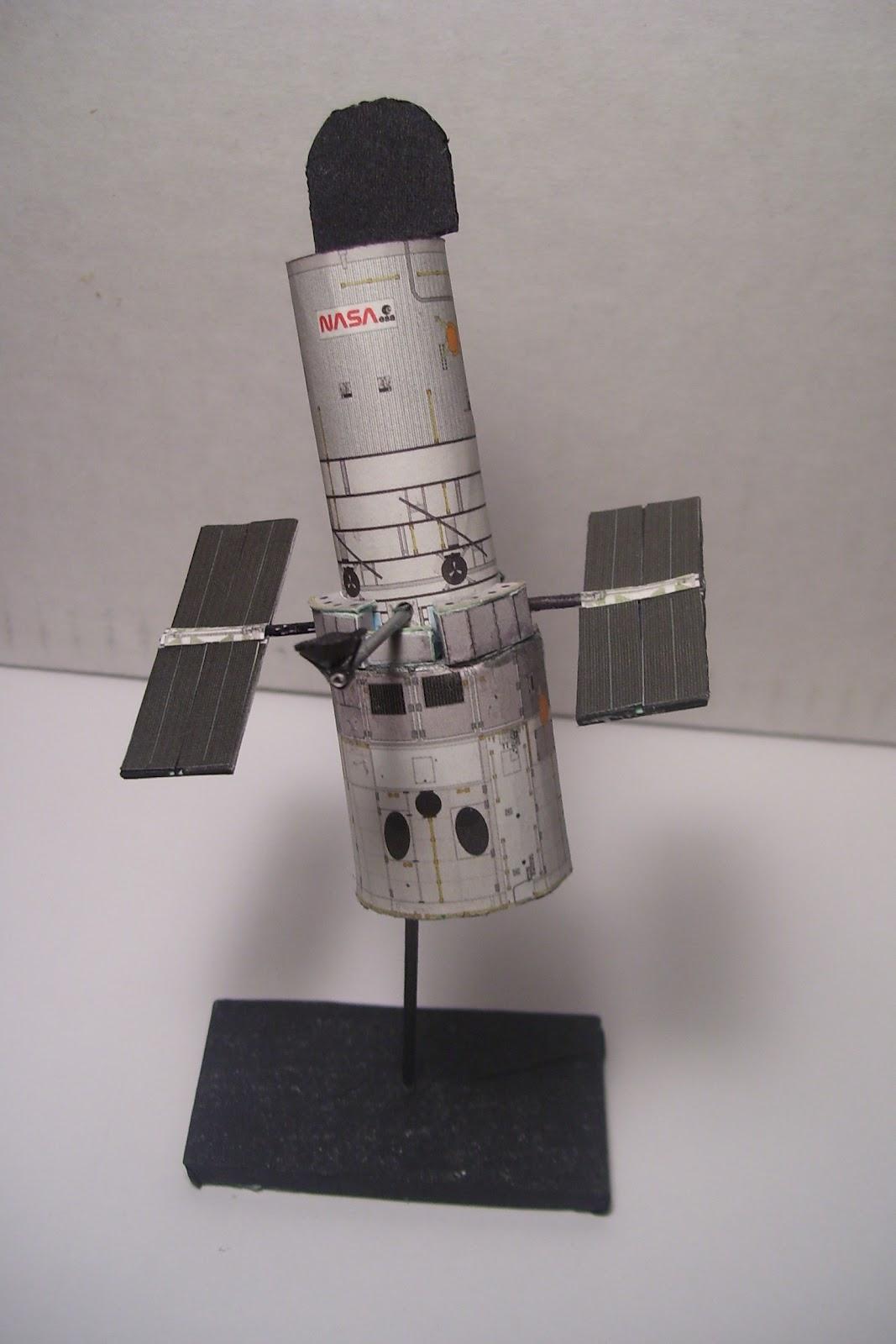 pennwalt model hubble space telescope - photo #11