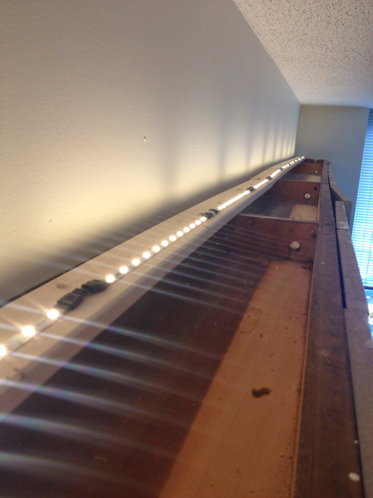 led tape lights, under cabinet lights