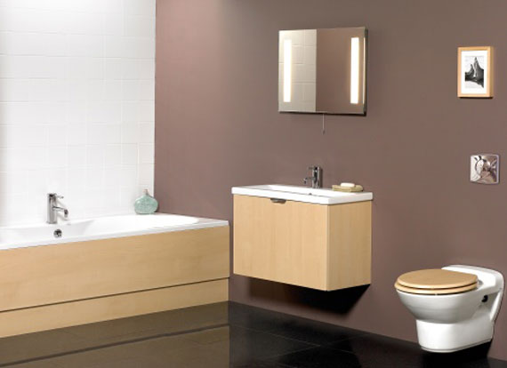 Modern Bathroom Suites Interior Design
