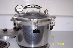 My Pressure Cooker the Work Horse