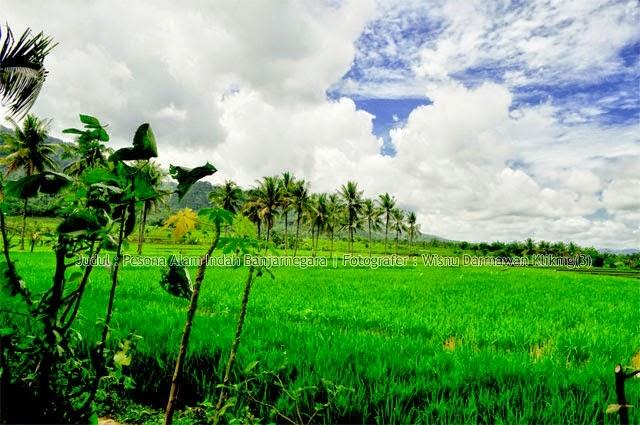 Judul : Pesona Alam Indah Banjarnegara | Fotografer : Klikmg 3 ( Wisnu Darmawan )