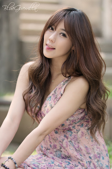 5 Beautiful Kim Ha Yul  - very cute asian girl - girlcute4u.blogspot.com