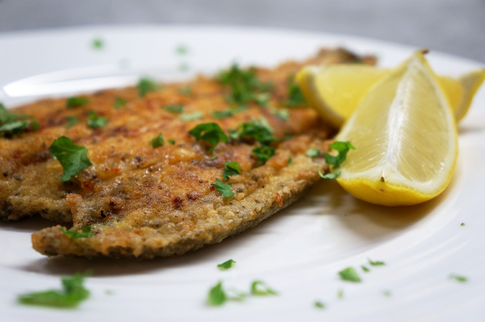 Easy fish dinner fried plaice the adventures of the for Easy fish dinner