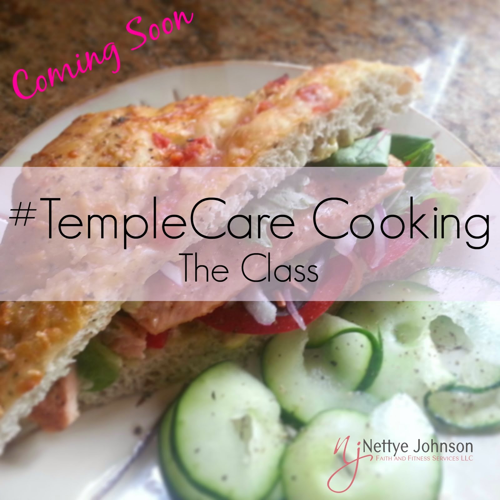 TempleCare Cooking