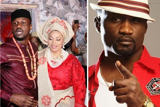 Jude Okoye and Peter Okoye's Family Members not Happy with Peter's Marriage to Lola Omotayo.